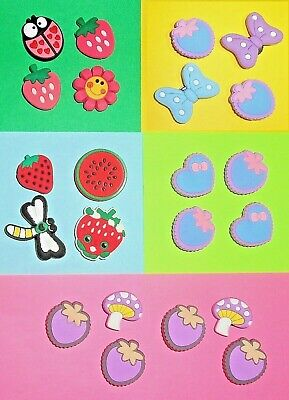 Strawberry  Shoe Charms Shoe Buttons Plugs Accessories Shoe Decorations