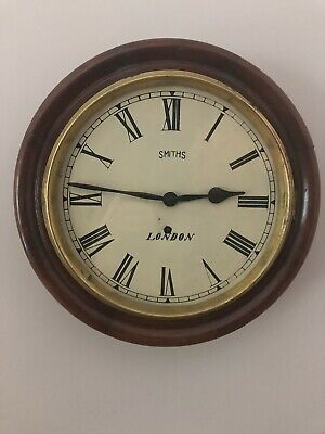 Old Smiths Station/school Dial Clock