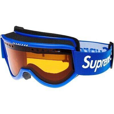 Supreme Smith Googles Cariboo Blue New Whit Tags And All Snow Ski