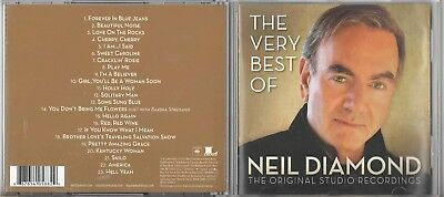 NEIL DIAMOND - The Very Best Of (Greatest Hits) - CD Album  *FREE UK POSTAGE*