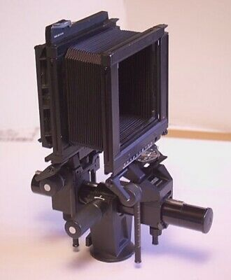 "SINAR F2 5""x4"" LARGE FORMAT CAMERA (with metering back)"