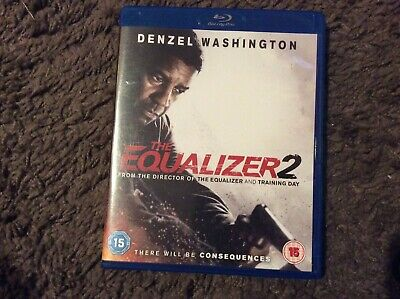 The Equalizer 2 Blu-ray (2018)