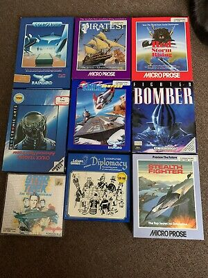 Commodore 64, 9 Games Boxed Bundle