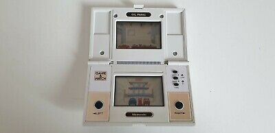 Console Nintendo Game & Watch Multi Screen Oil Panic Op-51 Fonctionnelle 1982