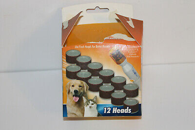PediPaws Pet Replacements Heads for Nail Clippers Dogs Trimmer As Seen on TV