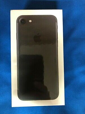 New Apple iPhone 7 - 32GB - Black (Verizon) A1660  Locked