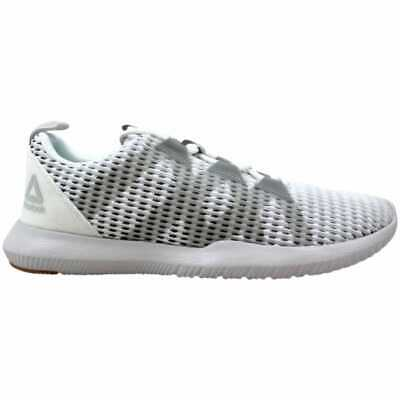 Reebok Reago Pulse White/Grey-Porcelain-Tan CN5182 Women's Size 11