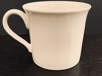 Villeroy & Boch 1748 Fine China White Cup. Made in Germany.