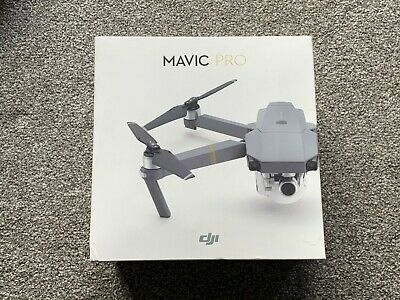 DJI Mavic Pro Drone 4k - Boxed, excellent condition, extras, carry cases