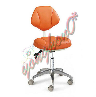Microfiber Leather Medical Dental Dentist's Chair Doctor's Stool AD600