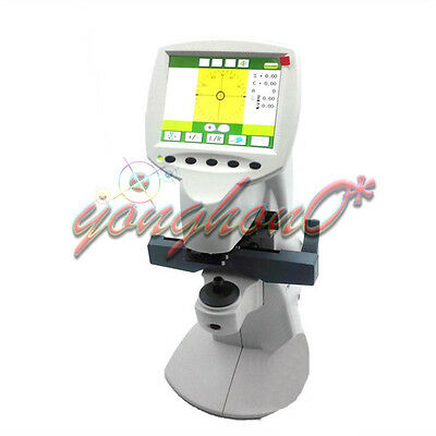 NEW FL-8800 Auto Lensmeter Lensometer Optometry Machine Built-in Printer 110V