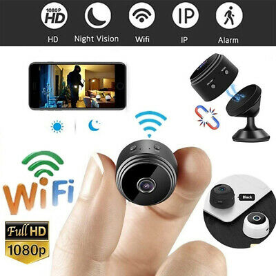 A9 Mini WiFi 1080P Wireless Camera Remote Surveillance Night Vision Monitoring