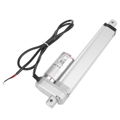 DC 12V Linear Actuator 140KG Max Lift Stroke Electric Motor for Medical Auto Car