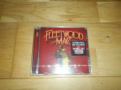 Fleetwood Mac 50 Years Don't Stop Best Of 2018 Cd Brand New And Sealed