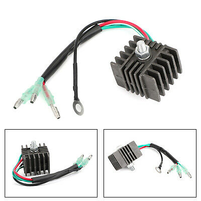 MagiDeal Outboard Regulator Rectifier Voltage for Yamaha 4 Stroke 9.9HP