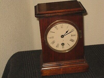 Antique English Mantle Clock