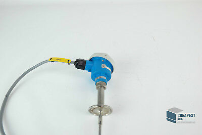 Endress Hauser TR44 Resistance Thermometer, TR44-BF6AER2PAQ0J0, PT100/Aa / 3, E+