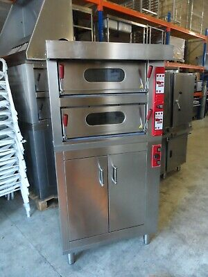 Angelo Po Pizza Oven and Proving Cabinet £1500 + Vat