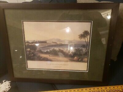 Museum Quality Phillips Images View Of Sewree For Framed Reproduction Nice Piece