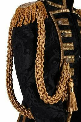 Epaulettes Gold and Black   Military Uniform 18th Century  Nelson  Pantomime