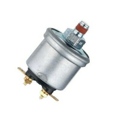 1x Oil Pressure Sender  Type 150psi 10-180hms With Low 11psi Warning Switch