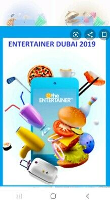 Entertainer dubai 2019 App Vouchers