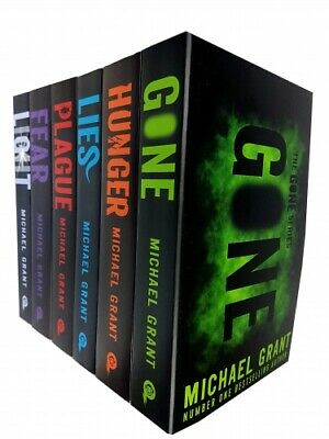 Gone Series Michael Grant Collection 6 Books Set PB NEW