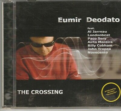 Eumir Deodato – The Crossing-CD Album-Expansion Records