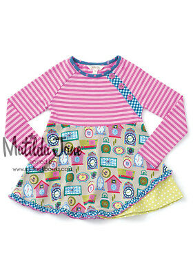 Girls Tween Matilda Jane Make Believe In Disguise Top size 8 NWT