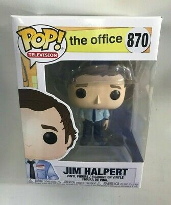 Funko Pop! Television: The Office Jim Halpert  #870