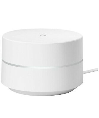 Google Wi-Fi Whole Home System Single Pack in White New & Sealed
