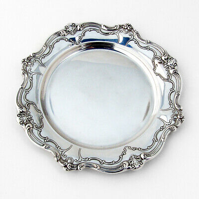 Chantilly Bread Butter Plate No 738 Gorham Sterling Silver