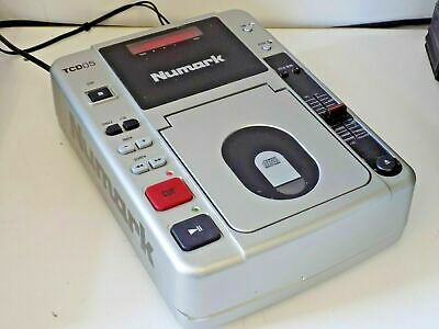 Numark TCD05 Professional CD Player In Full Working Order