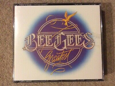 Rare Bee Gees Greatest 2 CD Fatbox West Germany Pressing (No 800 071-2 YH2)