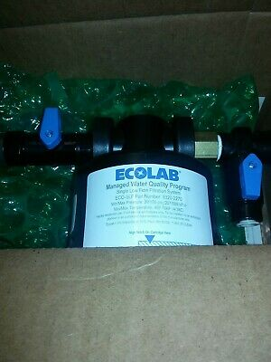 Ecolab signl Head Water Filtration System, 9320-2270