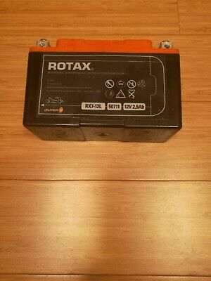 Rotax Lightweight Batttery - Genuine - Lithium Ion