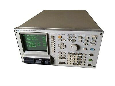 HP Agilent 4145A Automatic Programmable Semiconductor Parameter Analyzer