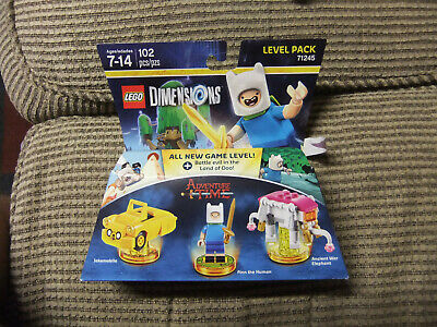 LEGO Dimensions Adventure Time Level Pack, New