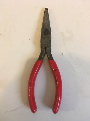 Snap On Long Nose Pliers/Cutters 196bcp