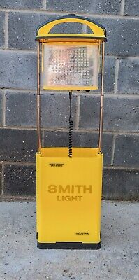 Smith Industrial Light / Lamp IN120 L, Mains & Car Charger