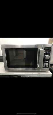 Amana Commercial Microwave Oven RCS10DS