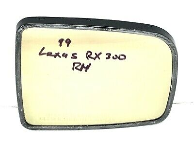 NEW Mirror Glass 99-03 LEXUS RX 300 Driver Side ***FAST SHIPPING***