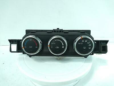2018 FIAT ABARTH 124 SPIDER Petrol Heater Climate Controls 318