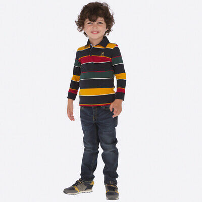 New Mayoral Boys regular fit jeans, Age 2 years (40)