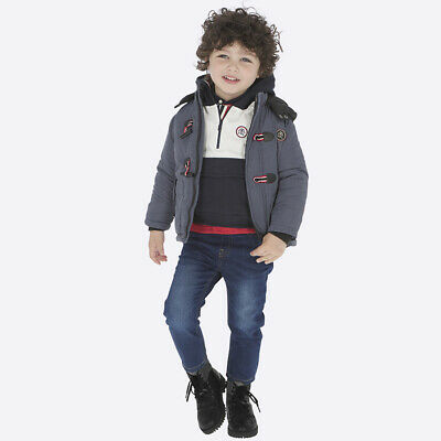 New Mayoral Boys jogger style jeans, Age 2 years (4519)