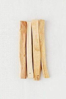 """Palo Santo Wood 3 Stick Lot, 4"""" long (Incense Smudging, Cleansing), from Peru"""