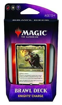 Throne of Eldraine MTG Brawl Decks - Knight's Charge