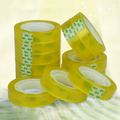 Scotch Tape Length 20y Width 11 / 15mm General Purpose Office / Packing Tape
