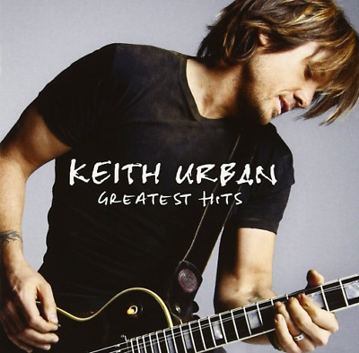 Keith Urban-Greatest Hits -18 Kids-Japan Cd F25
