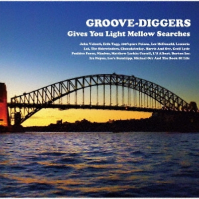 V.a.-Groove - Diggers?Give You Light Mellow Searches-Japan Cd E20